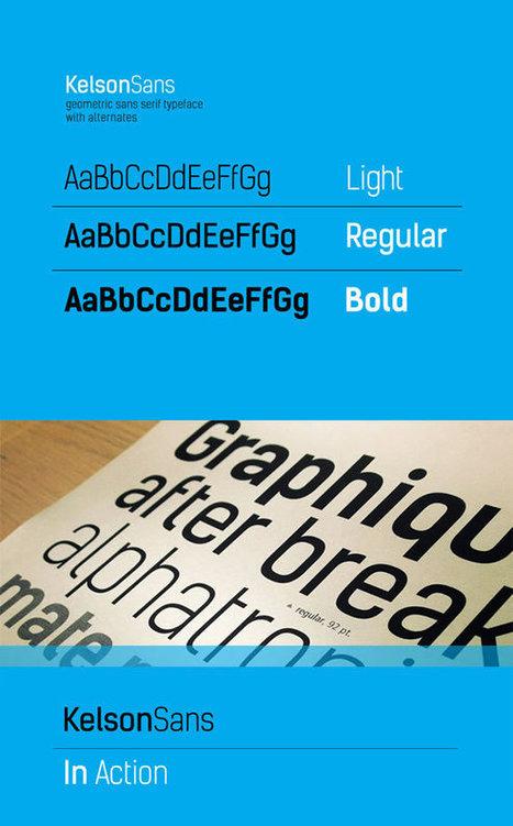 8 Fresh High-Quality Free Fonts | Freebies | Recursos para diseñadores gráficos | Scoop.it