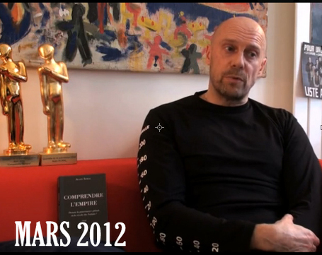 Alain Soral, entretien de mars 2012 | BEST OF NEWS | Scoop.it
