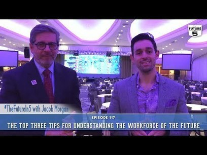 The Top Three Tips For Understanding The Workforce Of The Future - Forbes | Plays-In-Business – Improve your Business playfully with Fun | Scoop.it