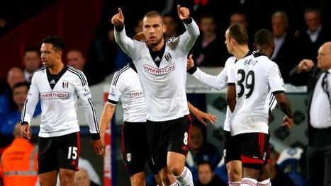 Stunning strikes lay foundations for Fulham fightback at Palace - Irish Times | Esporte | Scoop.it