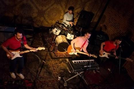 Paper Lions @ the North Star Bar   Philadelphia, PA (6/18/2013)   Rockin' The 'Burbs   Rockin' The 'Burbs   Scoop.it