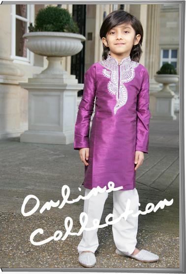 Boys Kurtas, Boys Kurta Pyjama, Childrens Indian Clothing | Asian Weddings | Scoop.it