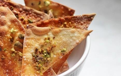Salty-Sweet Pistachio Crisps [Vegan] | My Vegan recipes | Scoop.it