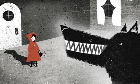 Children's Story: Little Red Riding Hood | The Creature of Nightmare Archetype | Scoop.it