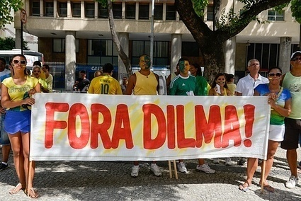 Wall Street's New Man in Brazil: The Forces Behind Dilma Rousseff's Impeachment | Global politics | Scoop.it