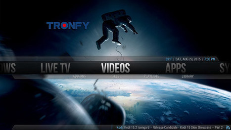 Tronfy MXIV Telos TV Box Review with Android 5.1 | Embedded Systems News | Scoop.it