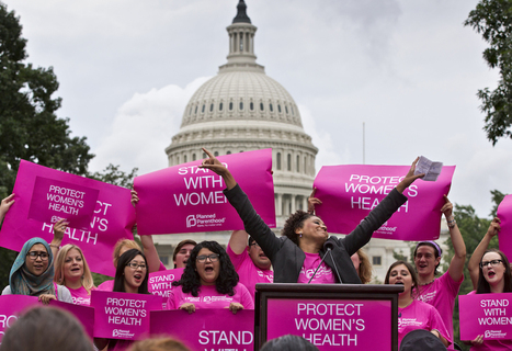 Republicans Are Piling On Planned Parenthood. But It's More Popular Than Any Of Them. | Gender, Religion, & Politics | Scoop.it
