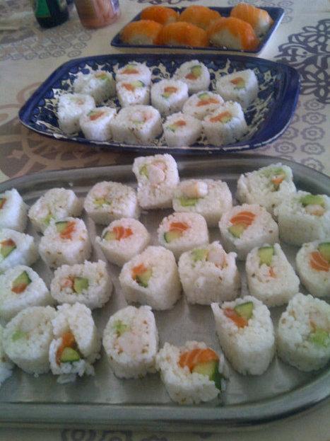 Les Recettes de Gagou - La Calculatrice à Sushi | aquarium | Scoop.it