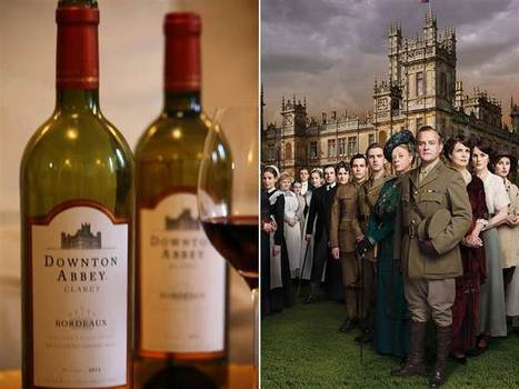 Debut 'Downton Abbey' wines are fit for a lord - Today.com (blog) | Planet Bordeaux - The Heart & Soul of Bordeaux | Scoop.it