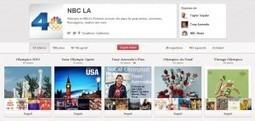 Les jeux olympiques sur Pinterest. | Les outils du Web 2.0 | Scoop.it
