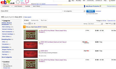 Kony Commercialized   Kony 2012 and the Media Controversy   Scoop.it