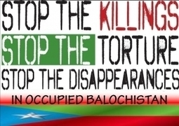 Genocidal Policy: Two More Baloch Youths Killed and Dumped in Khuzdar | Human Rights and the Will to be free | Scoop.it