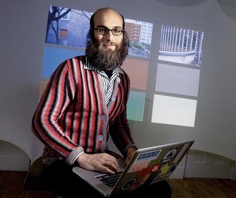 Zeega co-creator Jesse Shapins design code for database documentaries | Harvard Magazine May-Jun 2012 | art and data | Scoop.it