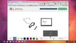 Une solution de tableau blanc collaboratif simple et gratuite – Le coutelas de Ticeman | le foyer de Ticeman | Scoop.it