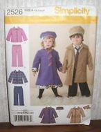 Crafts Sewing Fabric Sewing Sewing Patterns Simplicity boys coat | eBay | Cooking & Crafts | Scoop.it