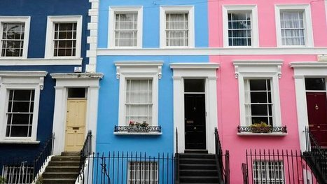 UK house prices 'up 8% in a year'   Econ 4   Scoop.it