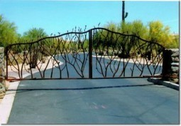 Our gates will make your Phoenix AZ property distinguished | Phoenix Artistic Alloys & Design | Scoop.it