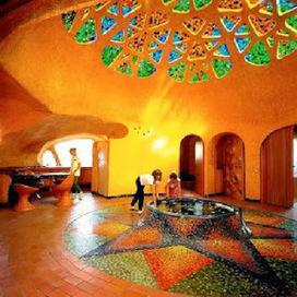 ARQUITECTURA KOMESTIBLE. Estudio de arquitectura bioclimatica, diseño y construcción.: FOTOS - Arquitectura orgánica | CONSTRUCCION BIOCLIMATICA. CASA ECOLÓGICA Y EFICIENTE. | Scoop.it