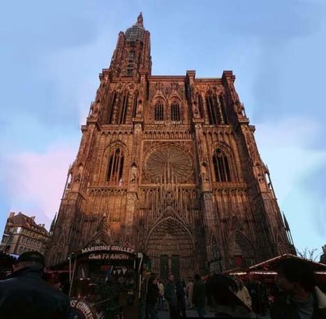 Une cathédrale hier ( 13è 15è) | christian theology | Scoop.it