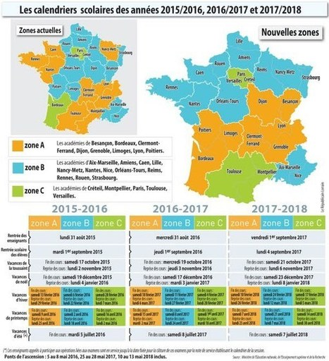 Des calendriers scolaires 2016 - 2017 et 2018 plus favorables aux zones de montagne | World tourism | Scoop.it