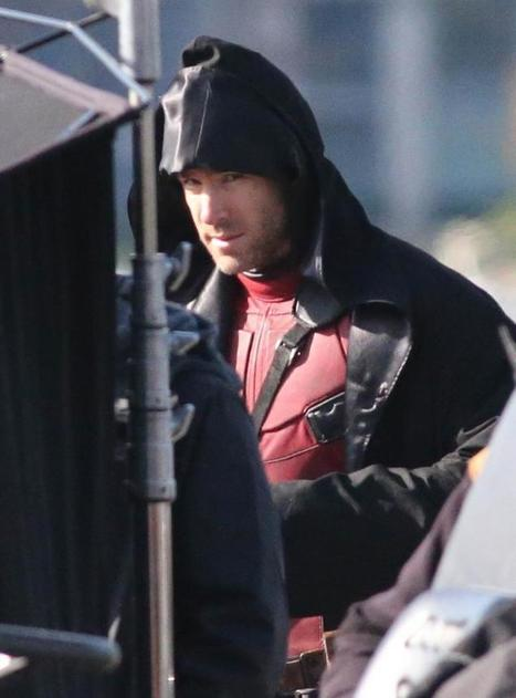 Ryan Reynolds (and his body double) are kicking butt on the set of Deadpool | Entertainment | Scoop.it