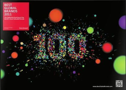 "Classement des marques d'alcool : Interbrand ""Best Global Brands 2011"" 