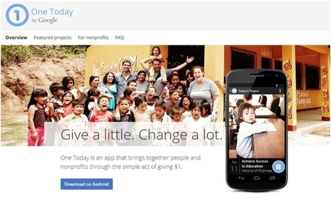 The best apps for nonprofit fundraising | Es TIC (o no) | Scoop.it