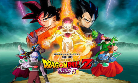 Dragon Ball Z Resurrection F 2015 Download | Movies | Scoop.it