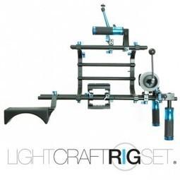 Light Craft Rig Original MK II - Special Camera Service   Cinema 5D Wishlist   Scoop.it