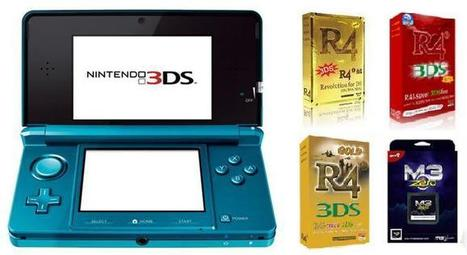 Knowing the R4i SDHC 3DS for cards | Gaming Console | Scoop.it