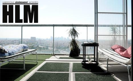[HLM] Projection du film Habitations Légèrement Modifiées le 27 juin 2013 film documentaire de Guillaume Meigneux | The Architecture of the City | Scoop.it