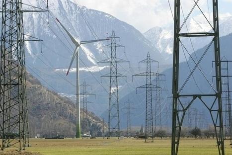Manœuvres romandes pour garder de l'influence sur le réseau électrique | Les énergies renouvelables en Suisse | Scoop.it