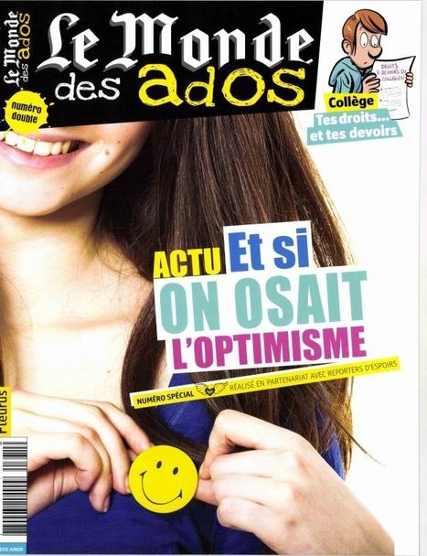 Le Monde des ados N°371 - 5 octobre 2016 | L'ACTU du CDI | Scoop.it