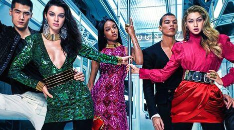The Business Logic Behind Balmain x H&M | Anne Balas-Klein - Fashion & Luxury Business | Scoop.it