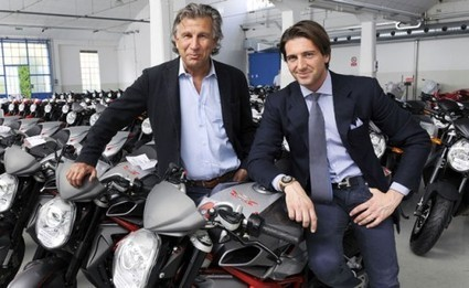 Massimo Bordi Out at MV Agusta as Company Considers IPO | Ductalk Ducati News | Scoop.it