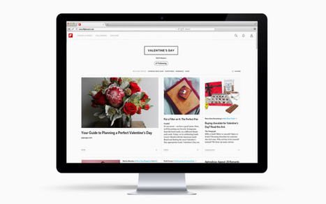 Flipboard, the Original iPad Magazine, Lands on the Web - Wired | The Semantic Web - Tools, Terminology and Technology | Scoop.it