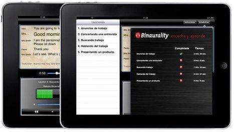 Escucha y Aprende, aplicación para iPad con la que aprender inglés | PLE (Personal Learning Enviroment) | Scoop.it