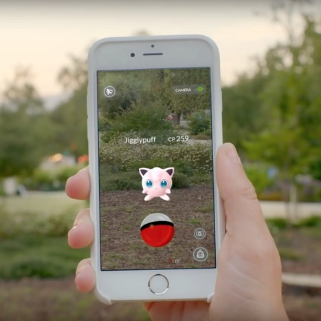 11 Examples of Pokémon GO Marketing Efforts for Inspiration | Marketing Stats and Insights | Scoop.it