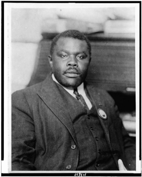 5 Things Every Black Person Should Know About Marcus Garvey - Atlanta Black Star | marcus mosiah garvey | Scoop.it