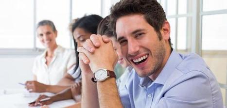 10 raisons pour lesquelles l'humour est la clé du succès professionnel | References.be | psychologie | Scoop.it