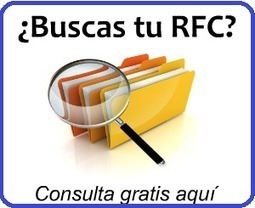 Los Impuestos - RFC Homoclave - ISR - Citas SAT - Tramitanet - Tenencia | Lo que todo contador necesita saber. | Scoop.it