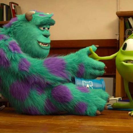 Monsters University Plot Inconsistency Leaves Fans Puzzled [VIDEO] | It's Show Prep for Radio | Scoop.it