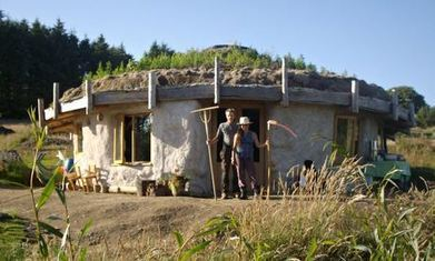 10 Beautiful Eco Houses: Which One Would You Choose? (I'll take . . number 4) | Architecture écologique | Scoop.it