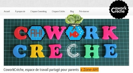 CoworkCrèche | Innovation sociale | Scoop.it