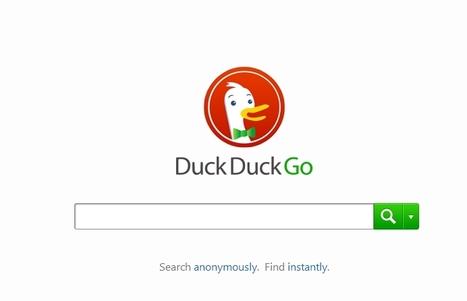 DuckDuckGo, le petit moteur de recherche qui monte | Pralines | Scoop.it