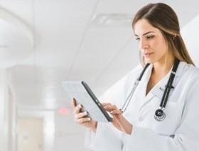 Addio stetoscopio, il medico hi tech usa il tablet   Benessere a 360 gradi   Scoop.it