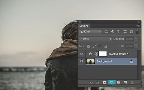 Quick Tip: Using Adjustment Layers for a Fast Hipster Look | Foto | Scoop.it
