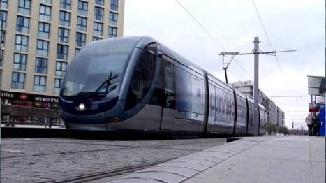 Bordeaux: le tramway expérimente la réalité augmentée   3D   Scoop.it