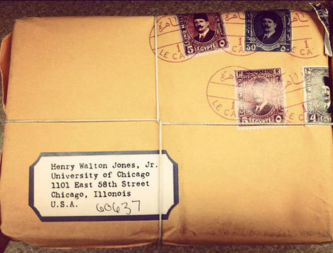 Mystery of the Indiana Jones Journal Solved: It Came From the Internet. And Guam - Wi