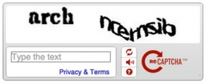 Google is replacing the CAPTCHA with a simple checkbox | Archivance - Miscellanées | Scoop.it
